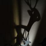 Les masques de l'invisible © Mélusine Thiry